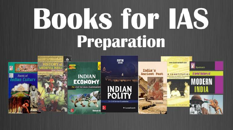Sequence of Books For IAS Preparation