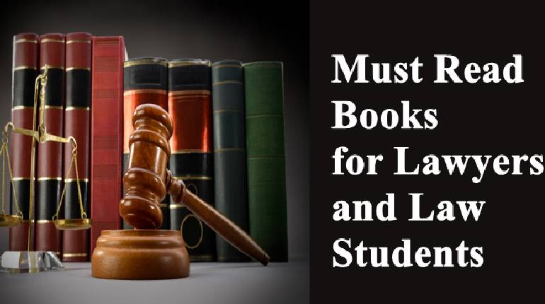 Essential Books for Aspiring Lawyers