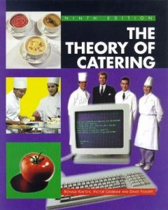 The Theory of Hospitality and Catering by David Foskett, Neil Rippington, Patricia Paskins