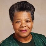 Image of Maya Angelou - Poet, Author and Activist