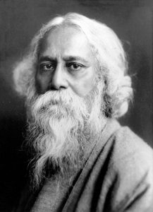 Indian Author - Rabindranath Tagore
