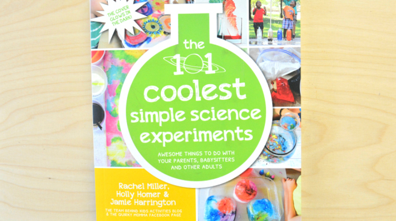 Coolest Simple Science Experiment Books
