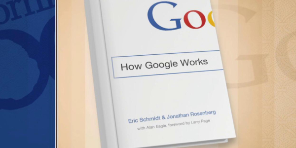 A Book About How Google Works.