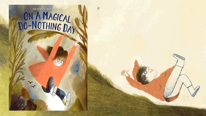 Beatrice Alemagna's On a Magical Do-Nothing Day