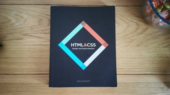 HTML & CSS Book For Design & Build Websites