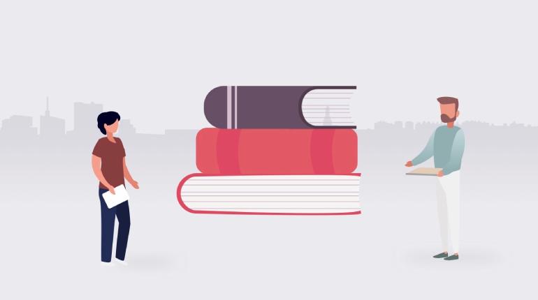 Image illustrating best HR books to read.